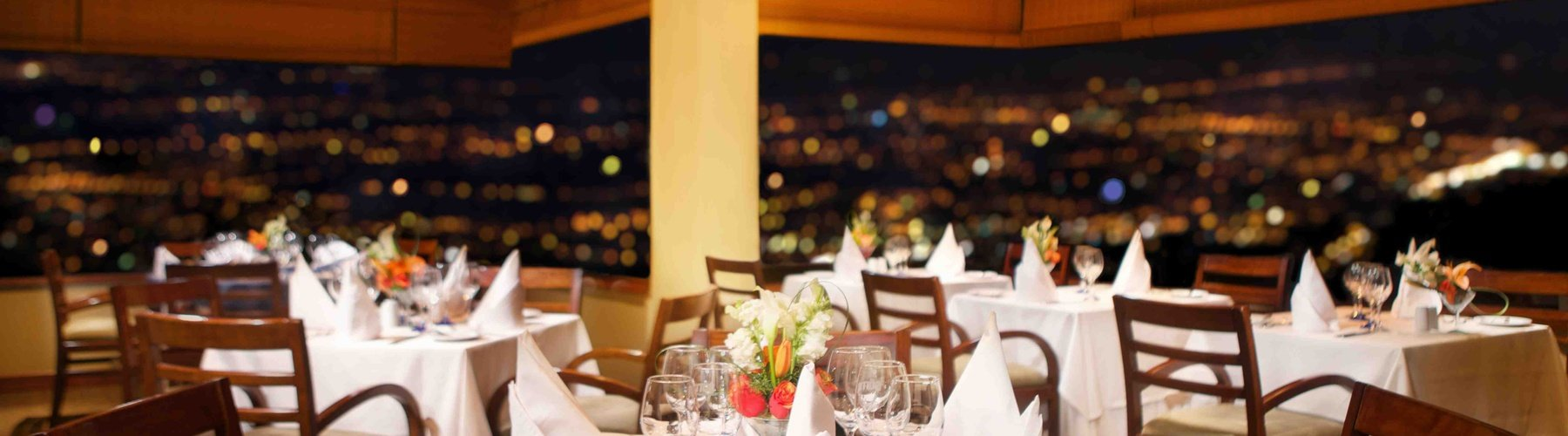 Restaurante - Hotel Quito By Sercotel